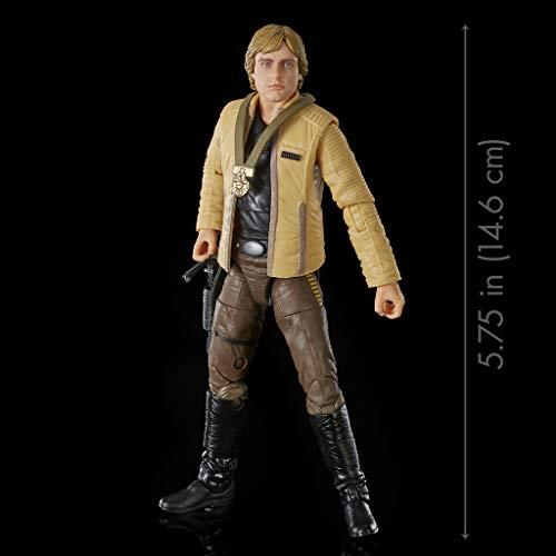 LUKE SKYWALKER YAVIN CEREMONY. FIGURA STAR WARS THE BLACK SERIES | 5010993635542 | HASBRO | Llibreria La Gralla | Llibreria online de Granollers