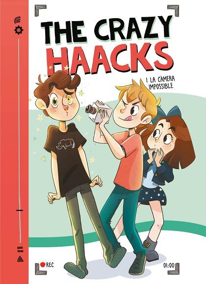 THE CRAZY HAACKS I LA CÀMERA IMPOSSIBLE (SÈRIE THE CRAZY HAACKS 1) | 9788417773618 | THE CRAZY HAACKS, | Llibreria La Gralla | Llibreria online de Granollers