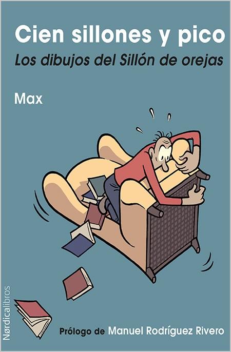 cien sillones y pico,MAX,NORDICALIBROS  tienda de comics en México distrito federal, venta de comics en México df